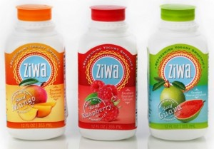 Ziwa Yogurt Smoothies