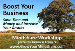 Boost Your Business Workshop by Michelle Aspelin