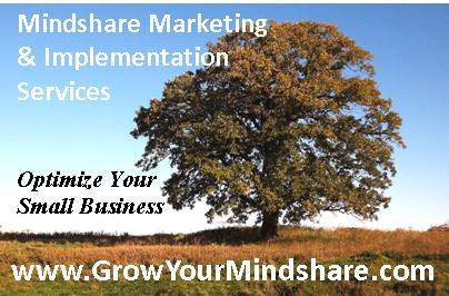 Mindshare Marketing by Michelle Aspelin